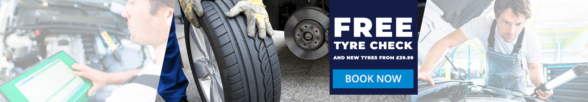 All Tyres &10 off at Sandicliffe Xpress Fit